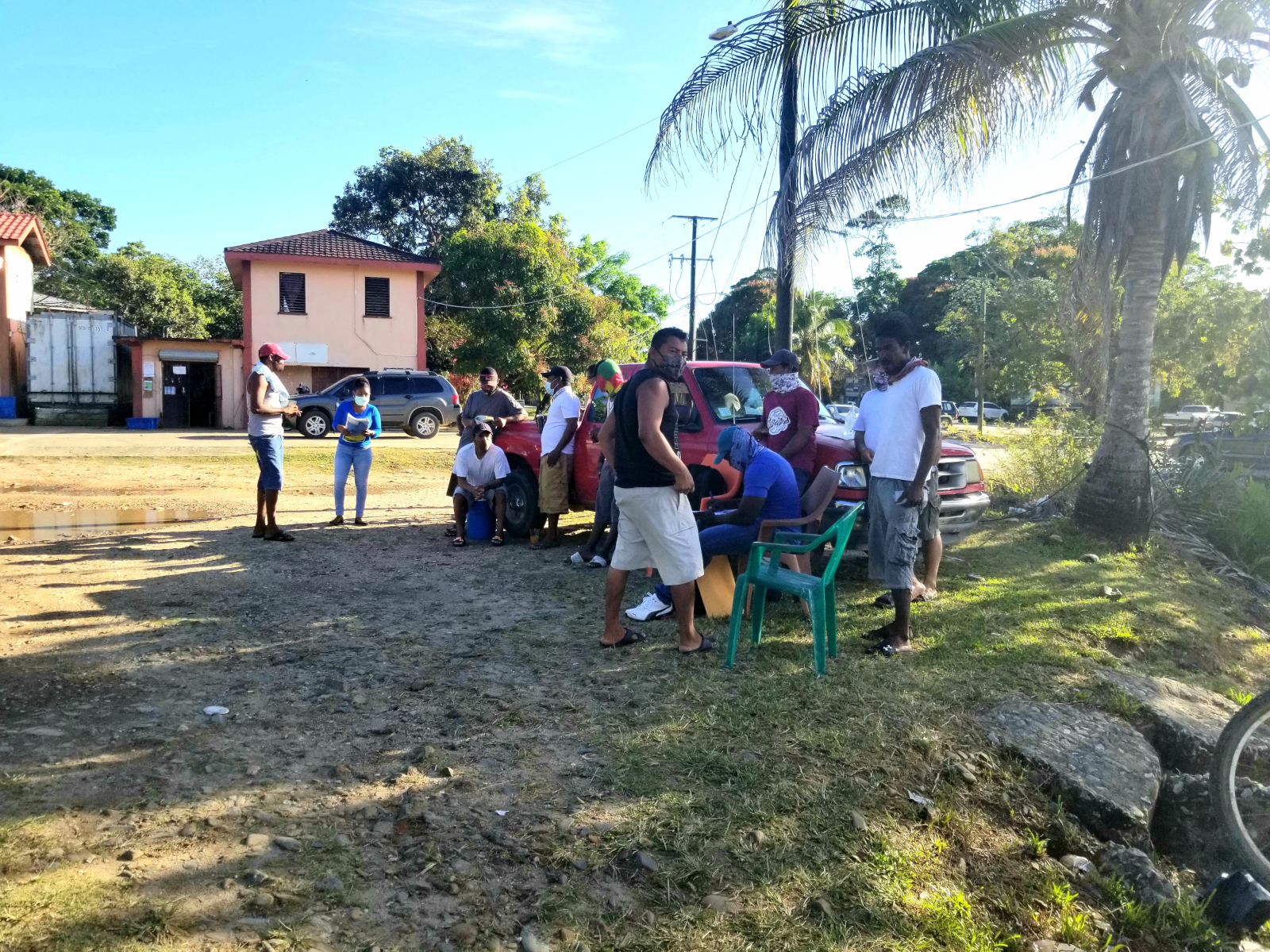 Belize Environmental Education
